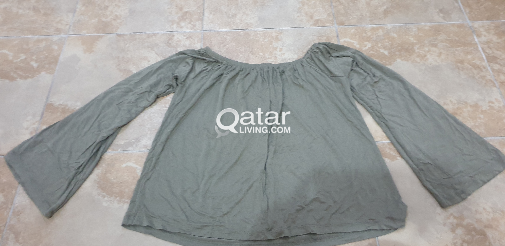 New clothes.. starting from QR10 to QR50