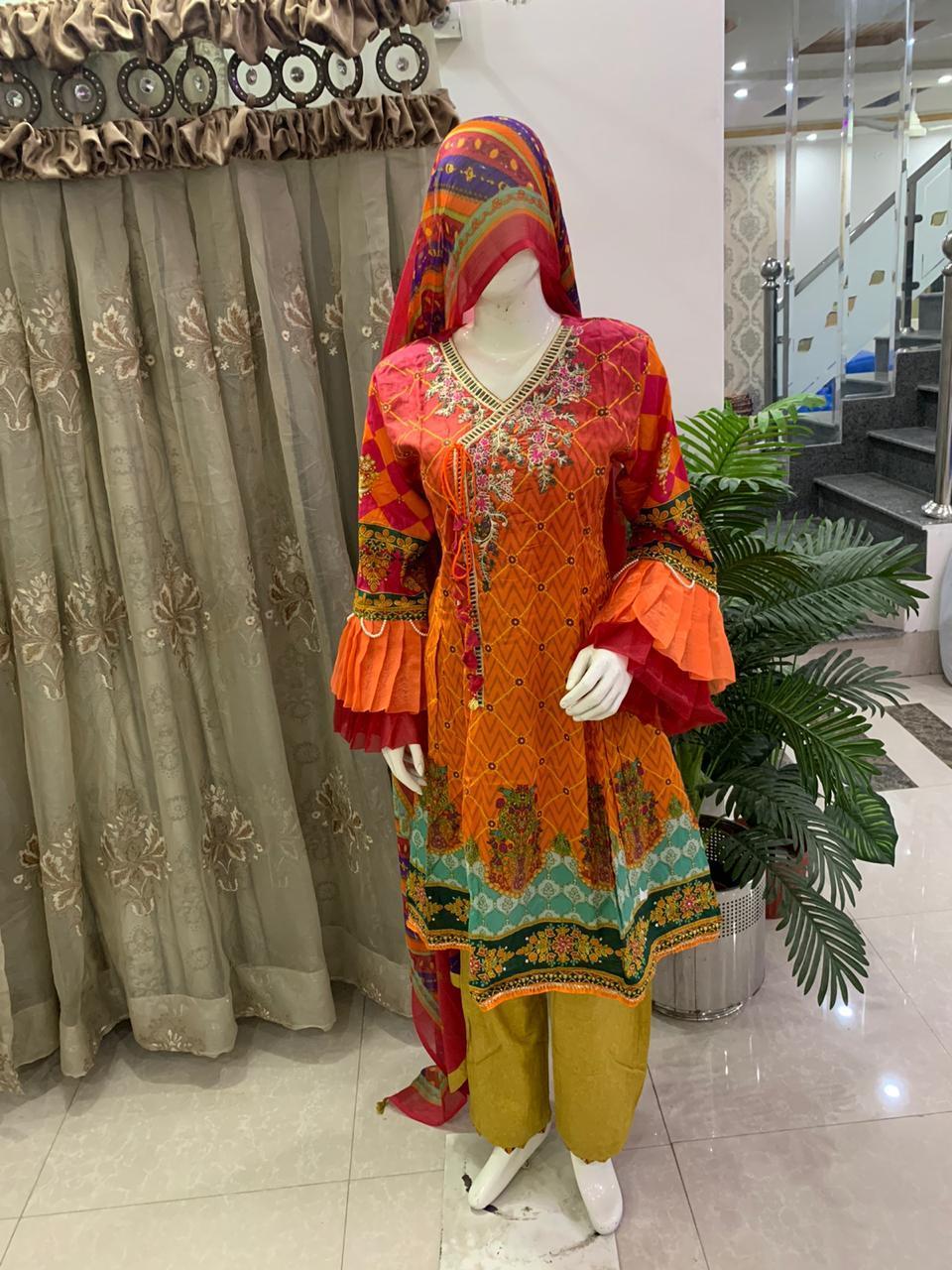 Pakistani  dresses new collection