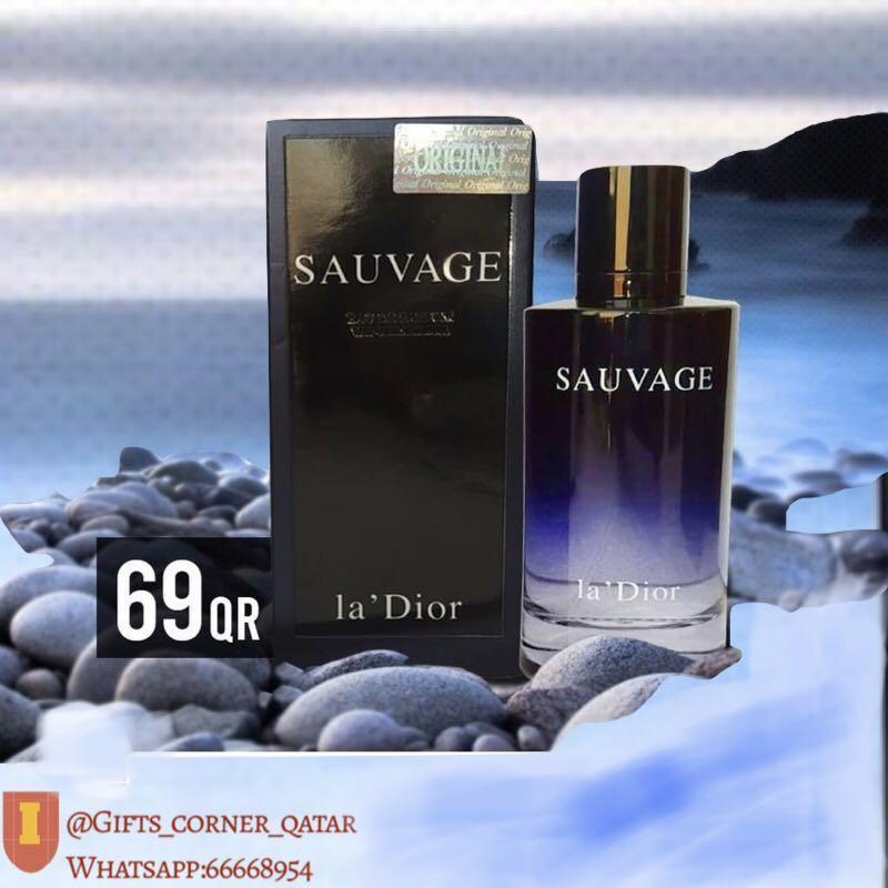 Original Perfume Sauvage La Dior