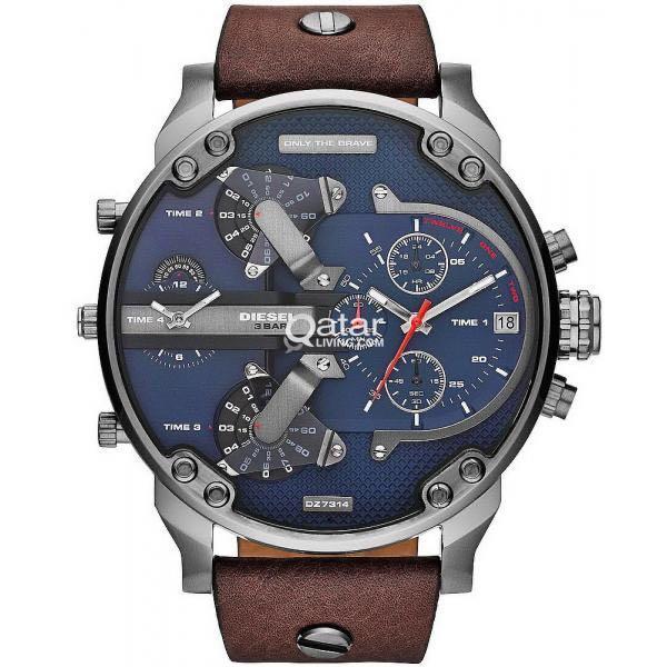 Men's Diesel Watch Mr. Daddy 2.0 DZ7314 Chronograp
