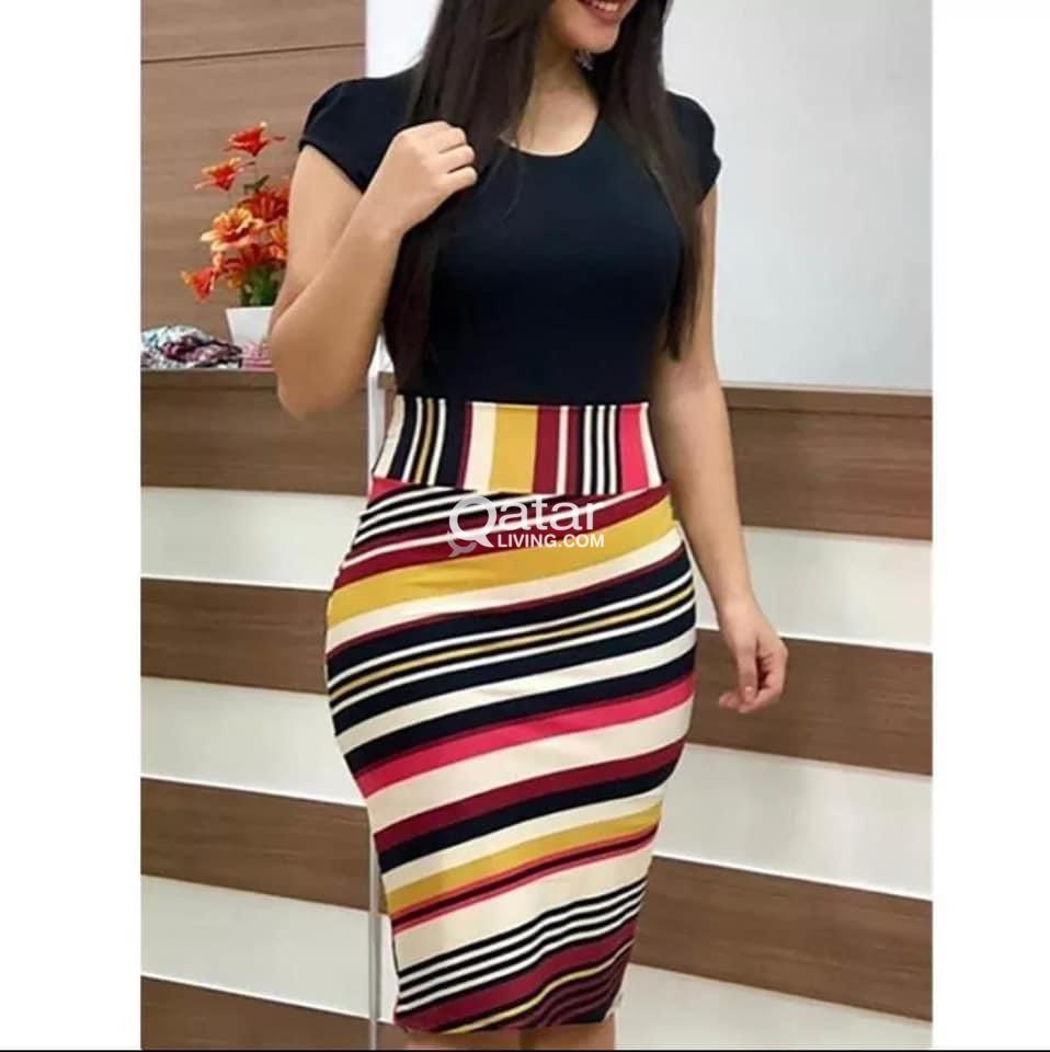 Imported Mini Dress