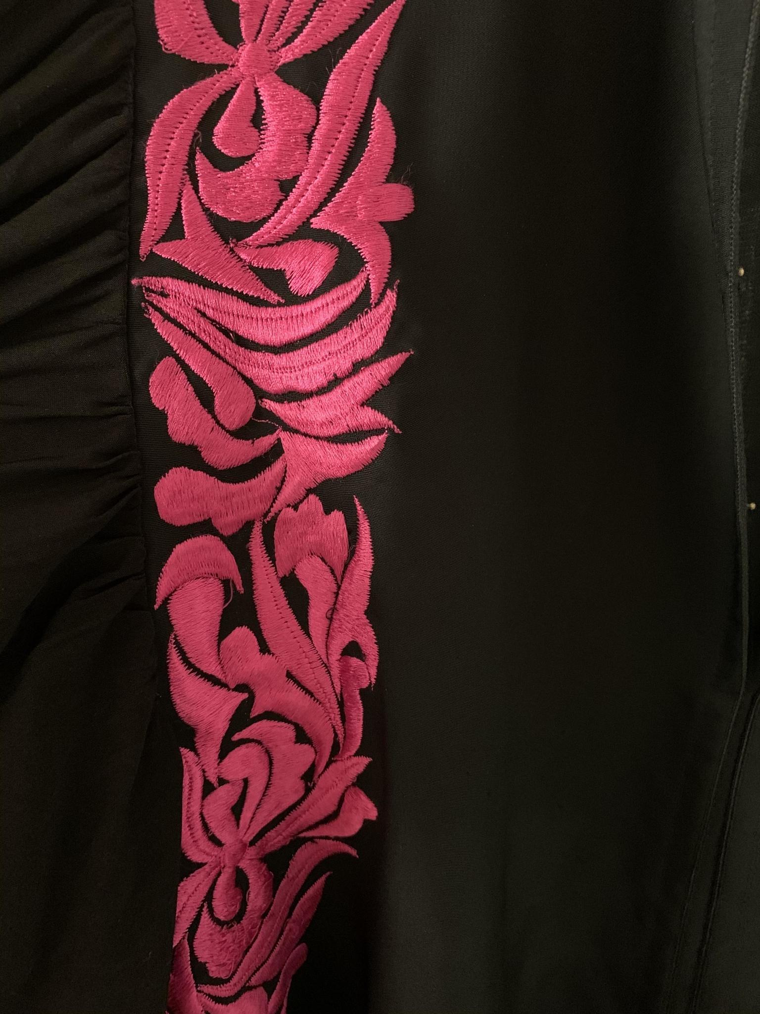 Abaya Code: 00 - Pink
