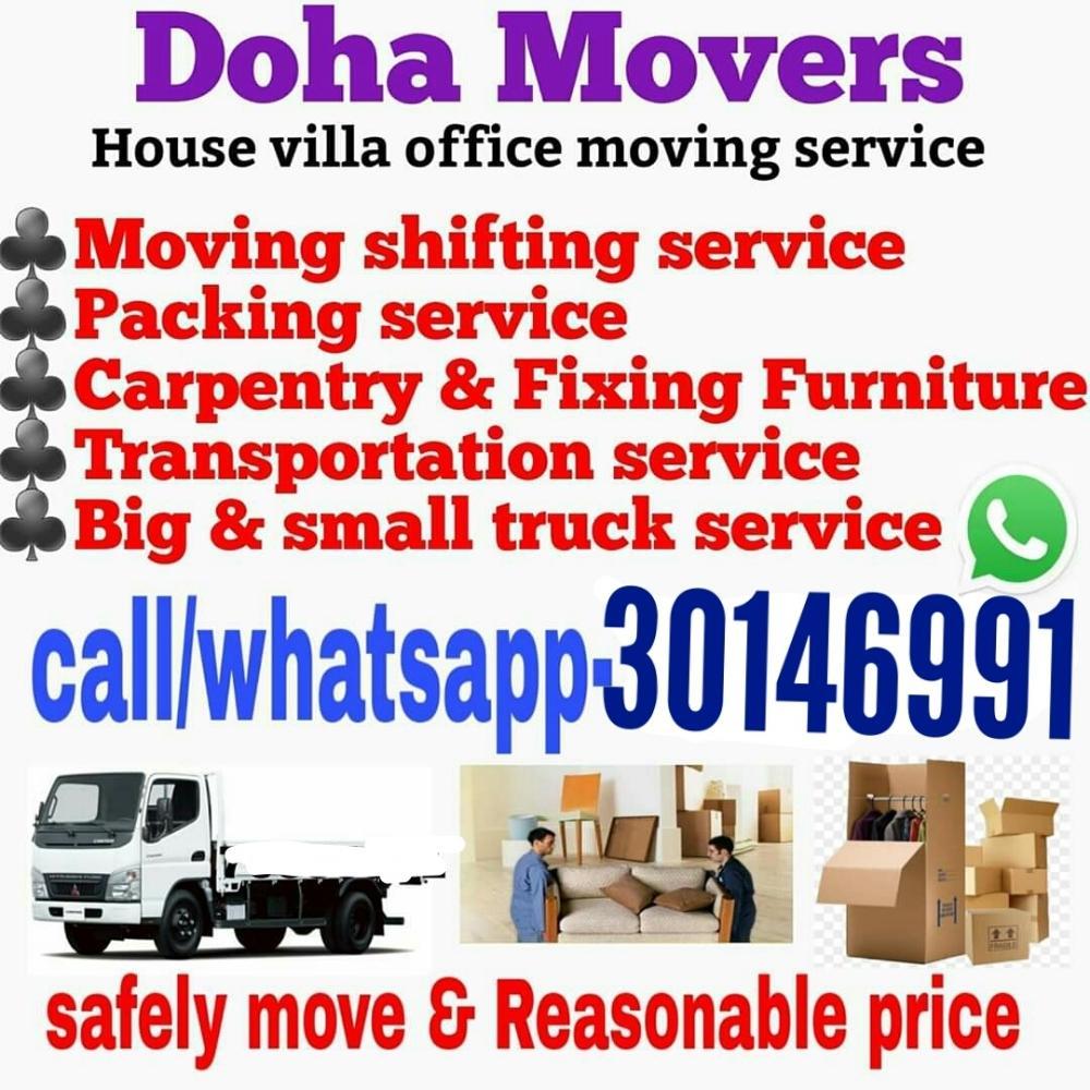 We do less price moving shifting carpenter transpo