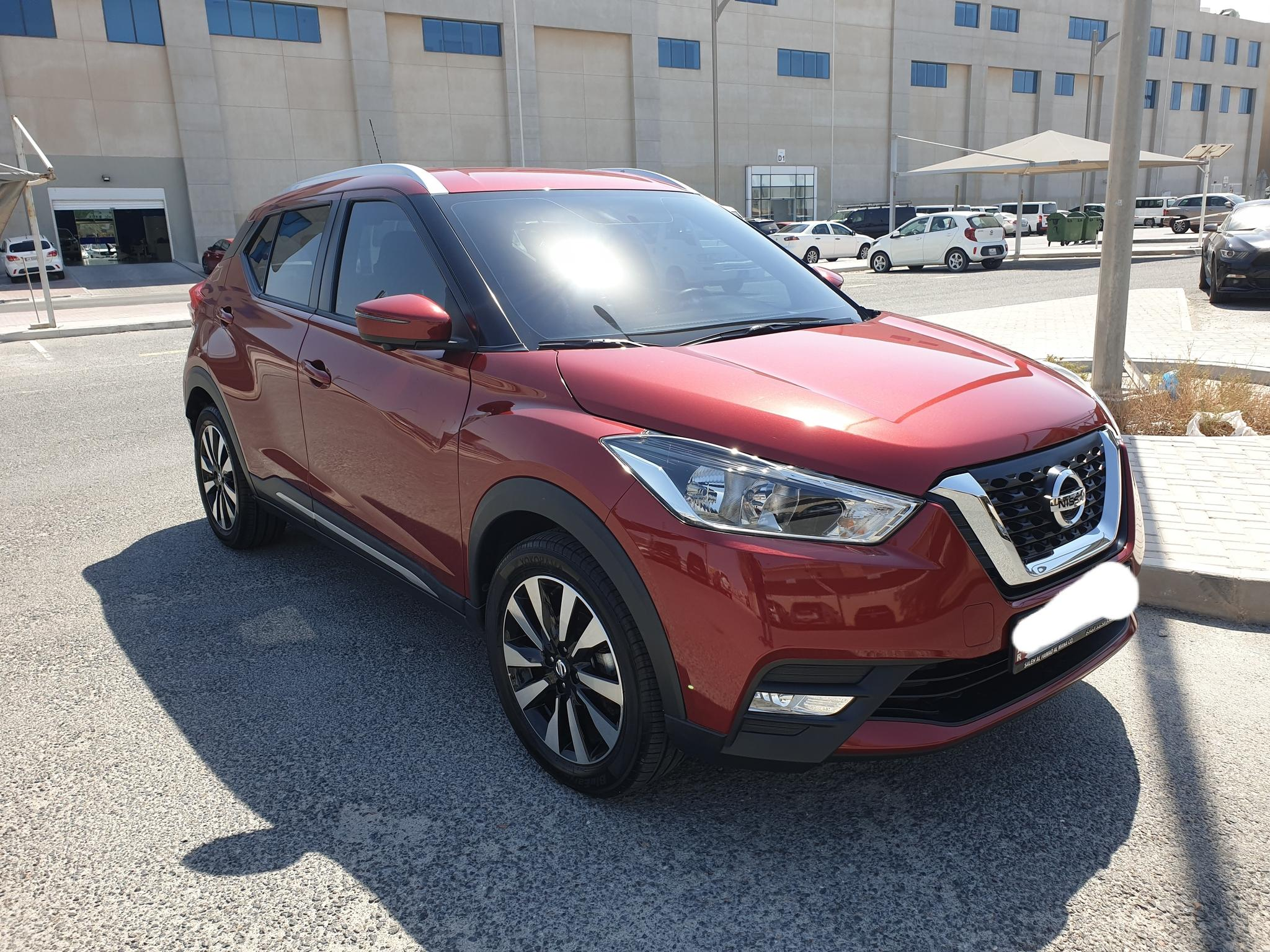 Nissan kicks 2017 Full options