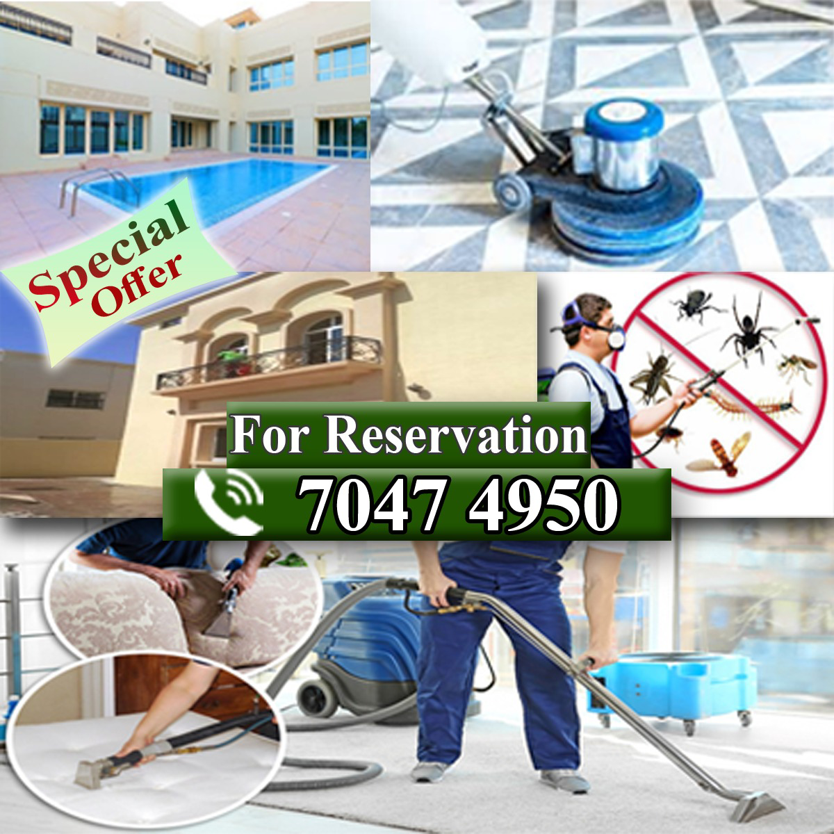 amkof cleaning services