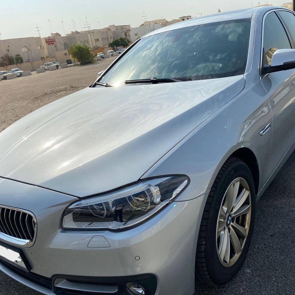 BMW 520i Mod 2016 Excellent Condition