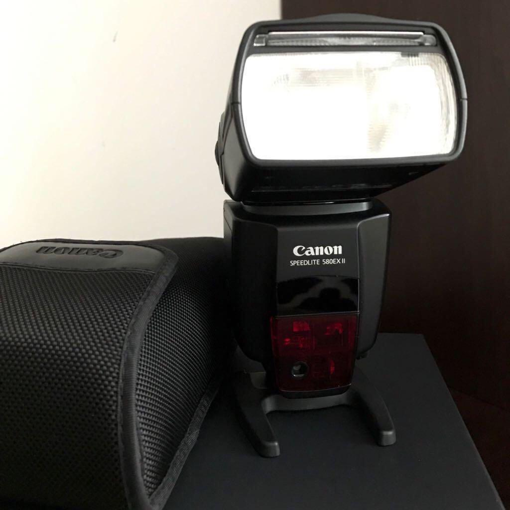 Canon Flash 580ex ii Negotiable