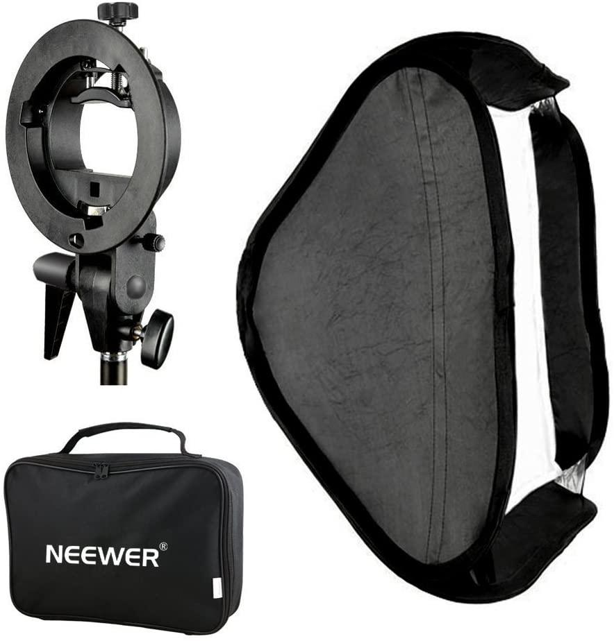 80x80 Softbox with S type bracket Bowens S mount h