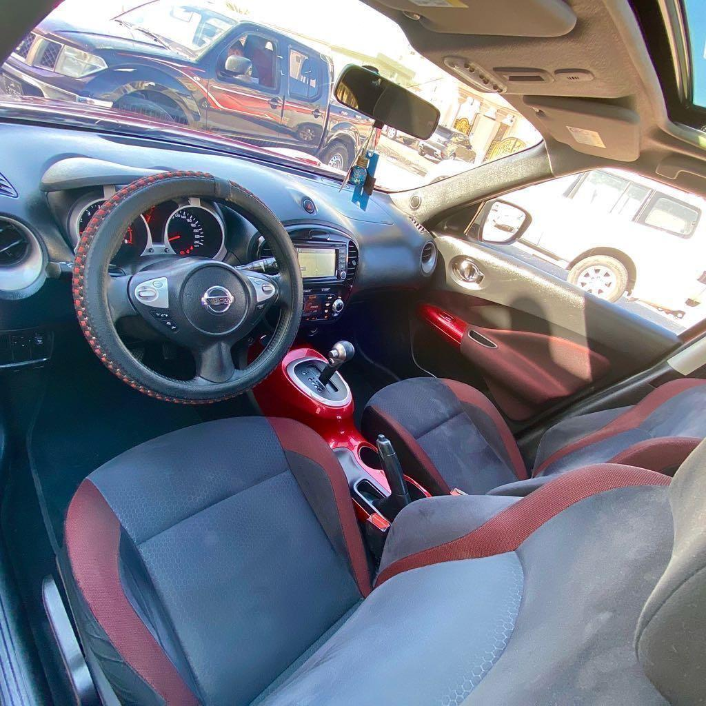 1st Owner ZERO accidents Top Line Nissan Juke 2016