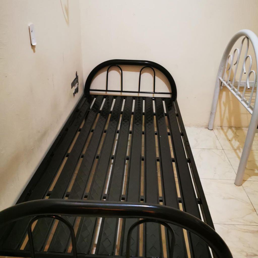Steel Single Bed Frame