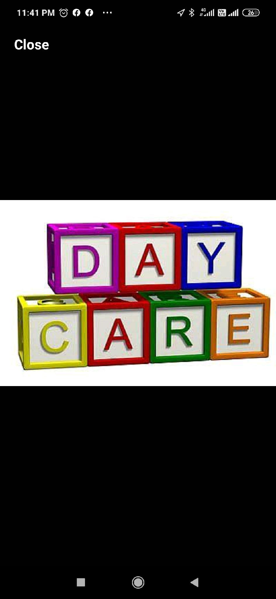 Day care and baby sitting /madinakalifa south