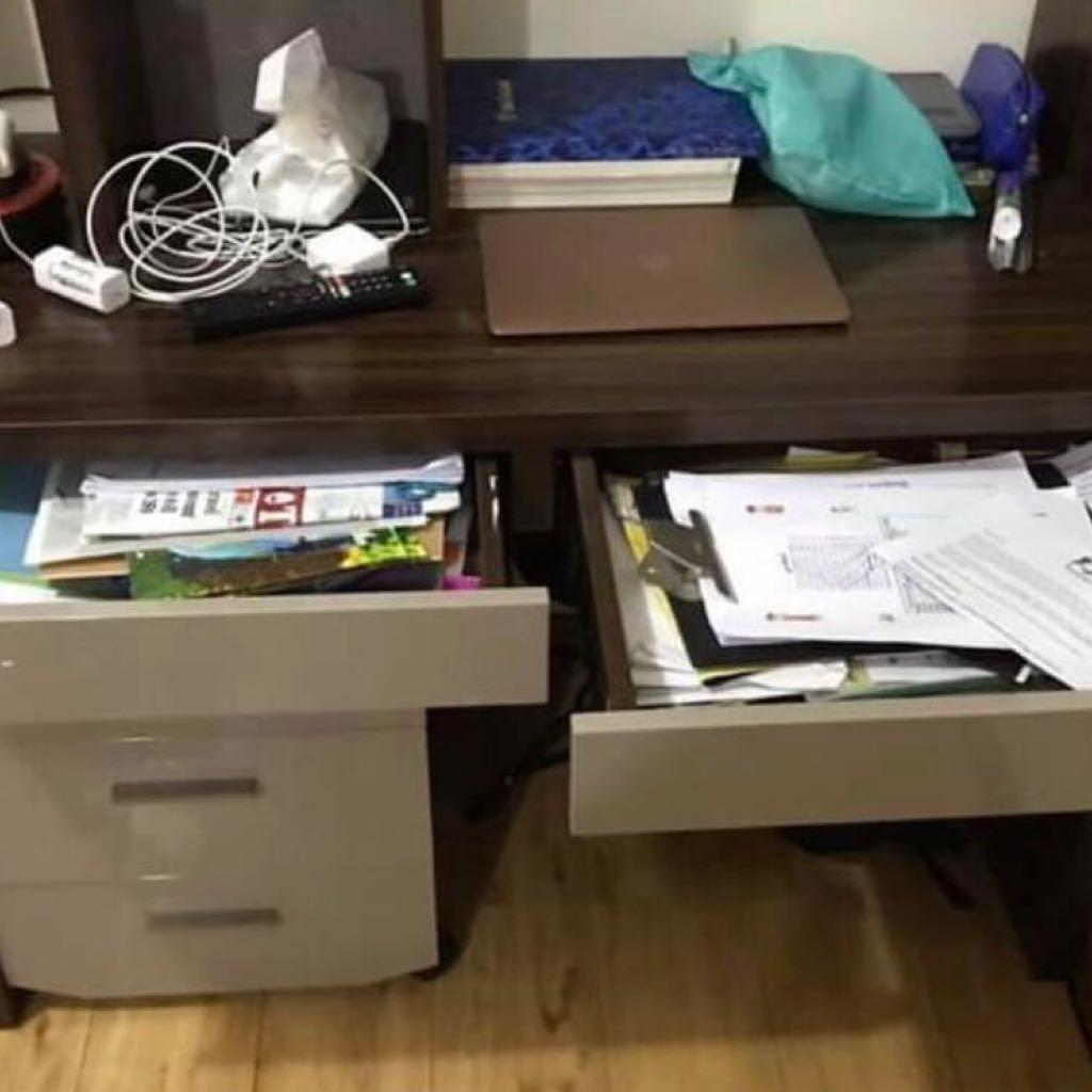 Solid Wood Study Table For Sale