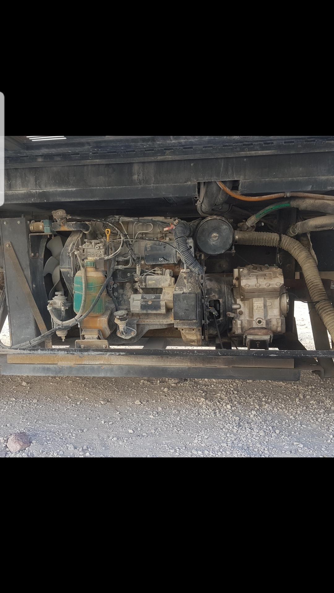 BUS AC REPAIRING