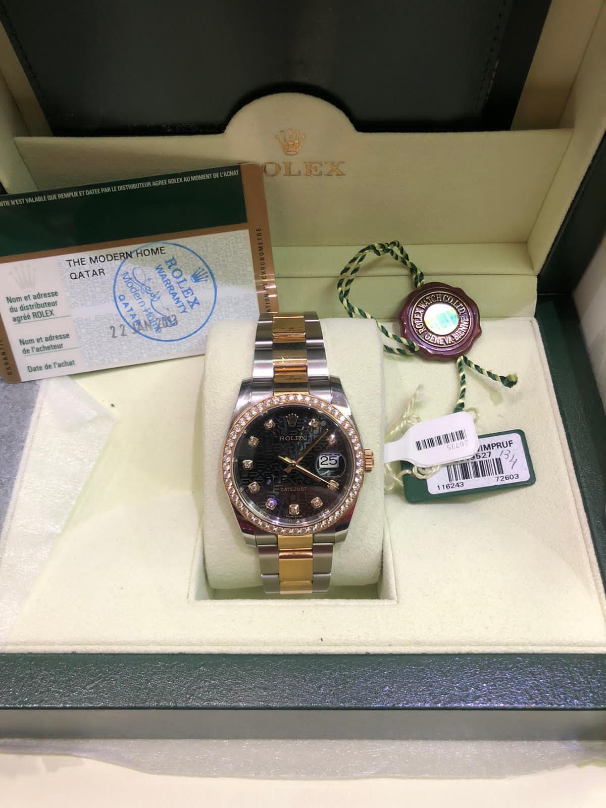 Rolex men's watch for sale