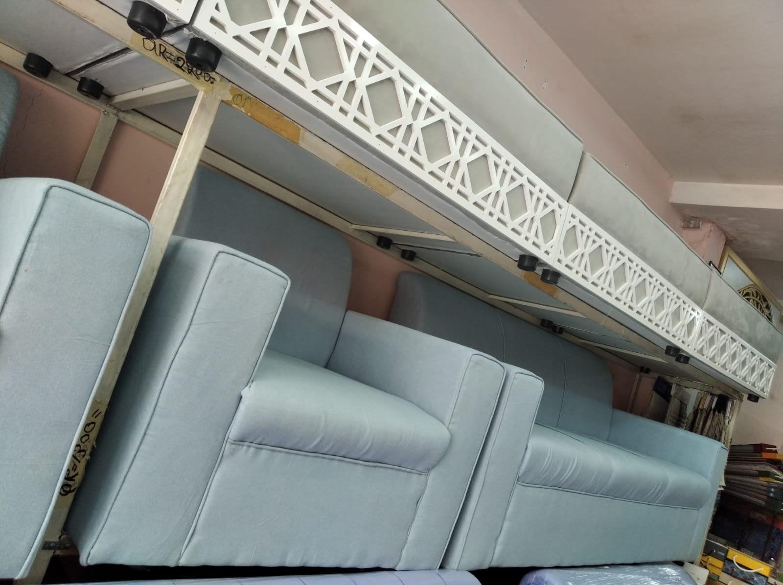 We do all types sofa making/wallpaper sell and fix