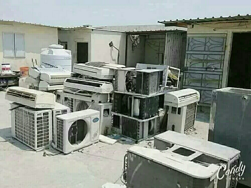 we are buying  all damage  AC   55930406