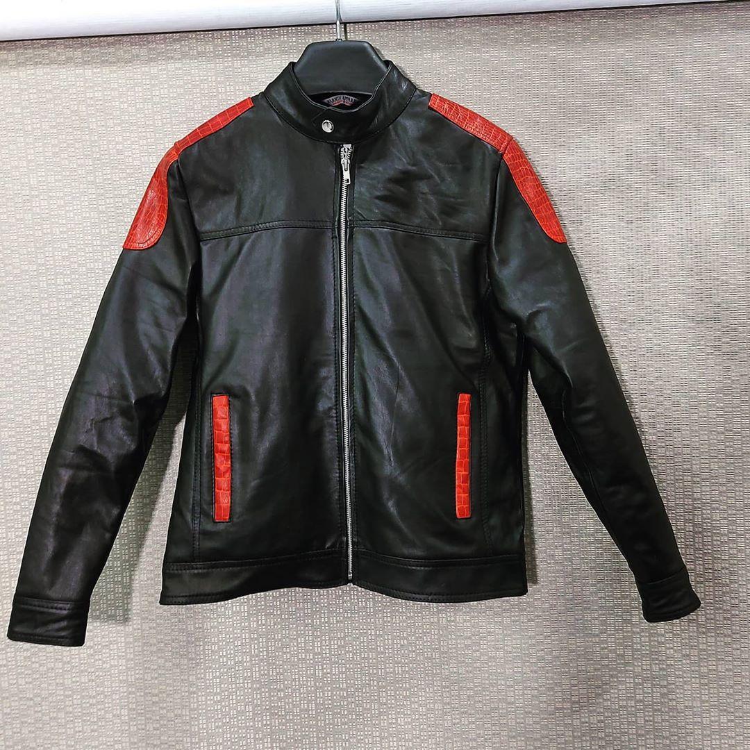 Brand new Genuine Leather Jacket large