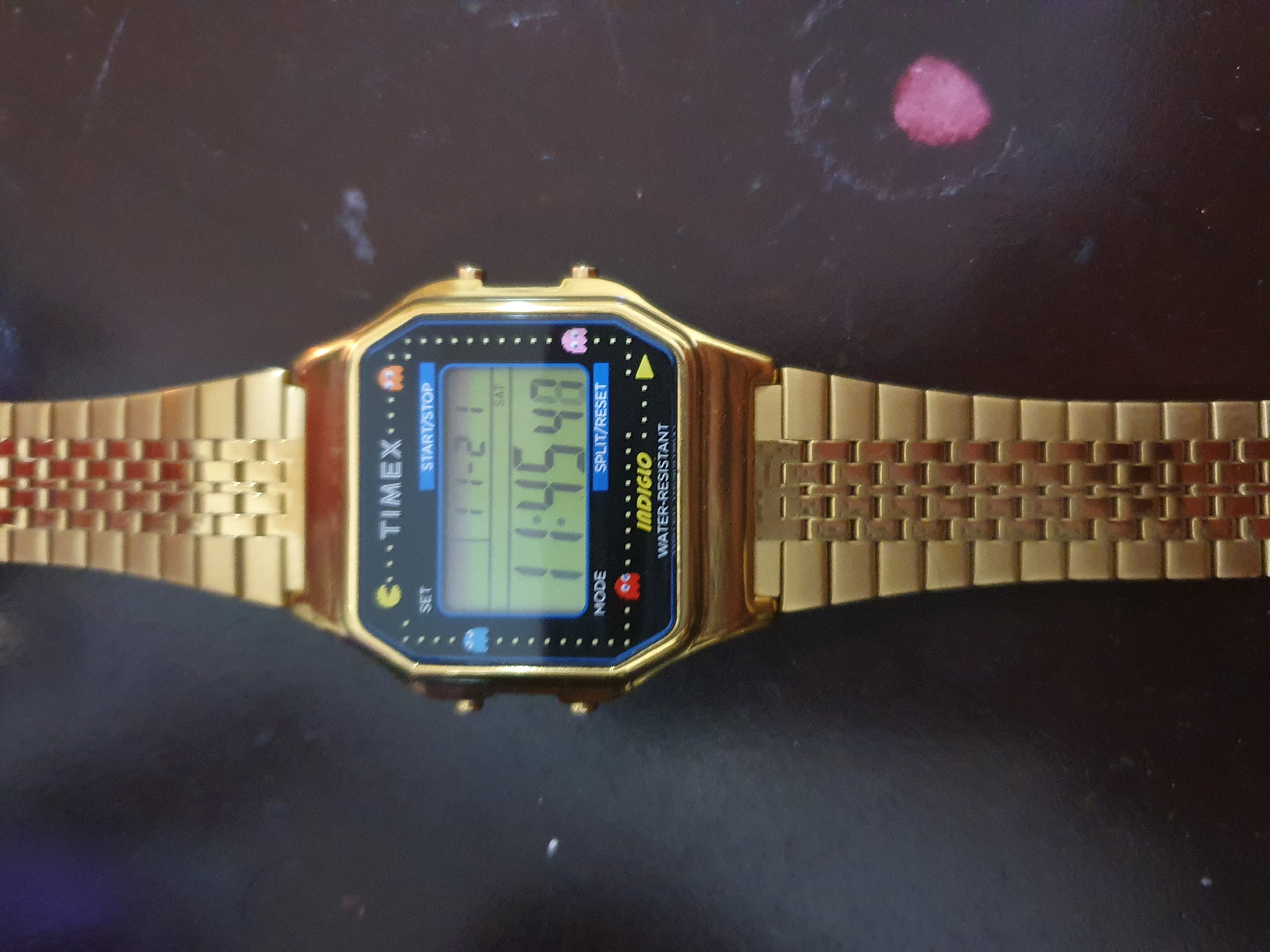 Timex T80 classic New edition pac man