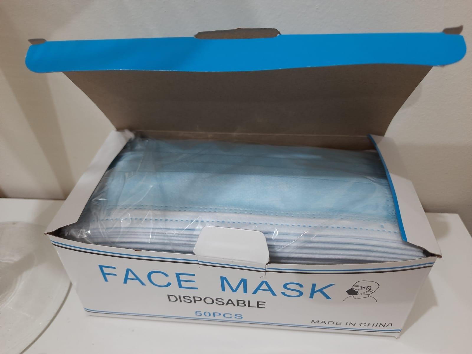 Best Quality Face Mask Huge quantity Available