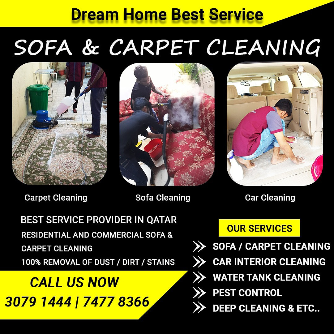 Call us 30791444 sofa & car seat steam cleaning