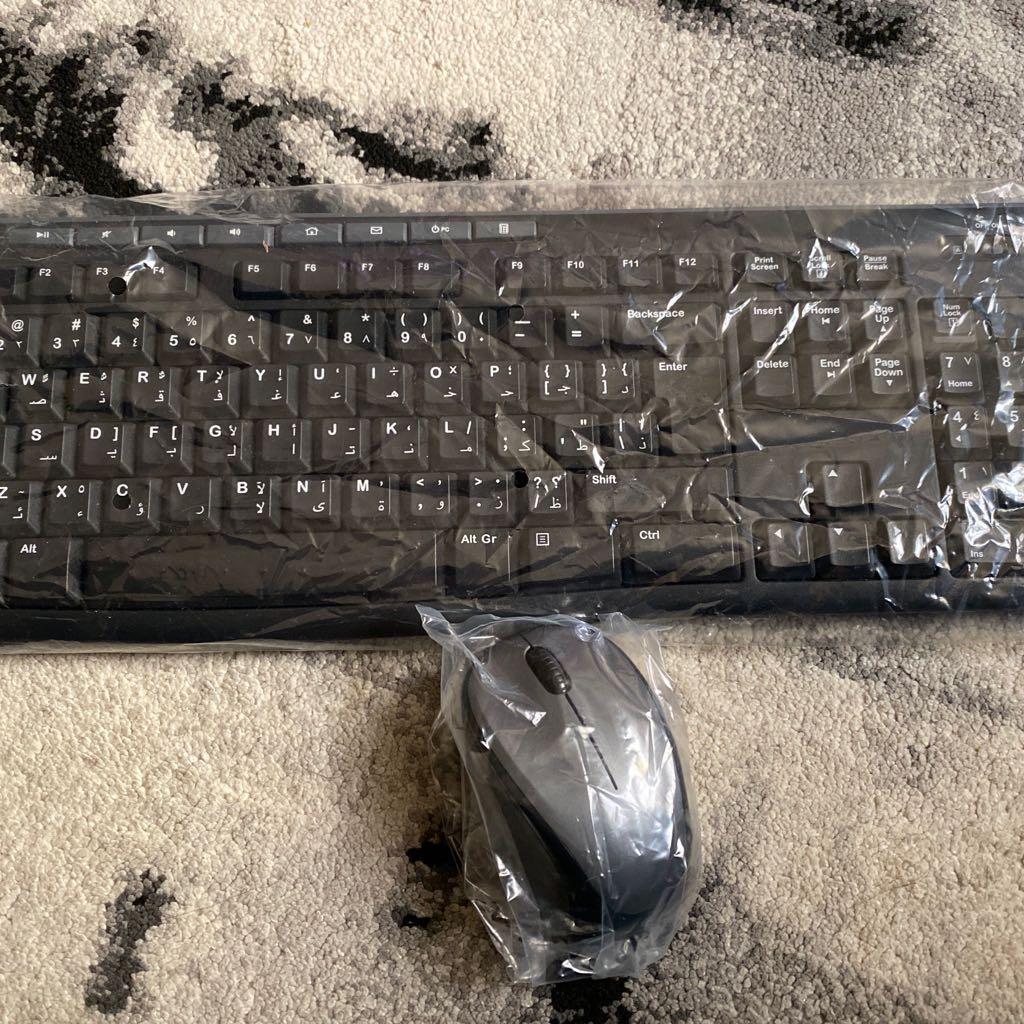 Logitech MK270 Wireless Keyboard