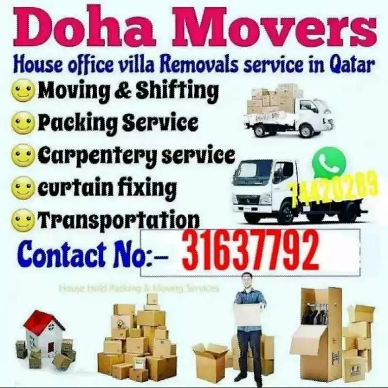 All kinds of Shifting & Moving works. Best price &
