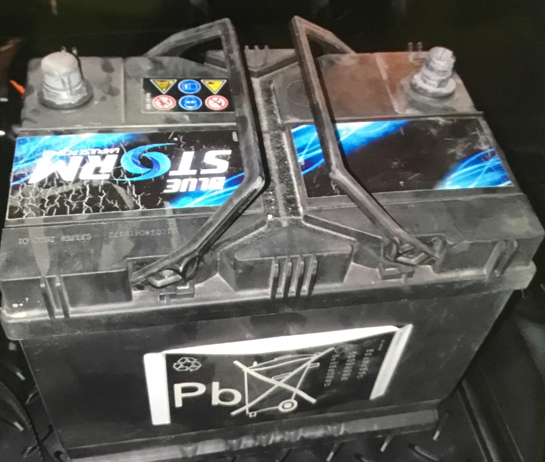 Car Battery used for sale