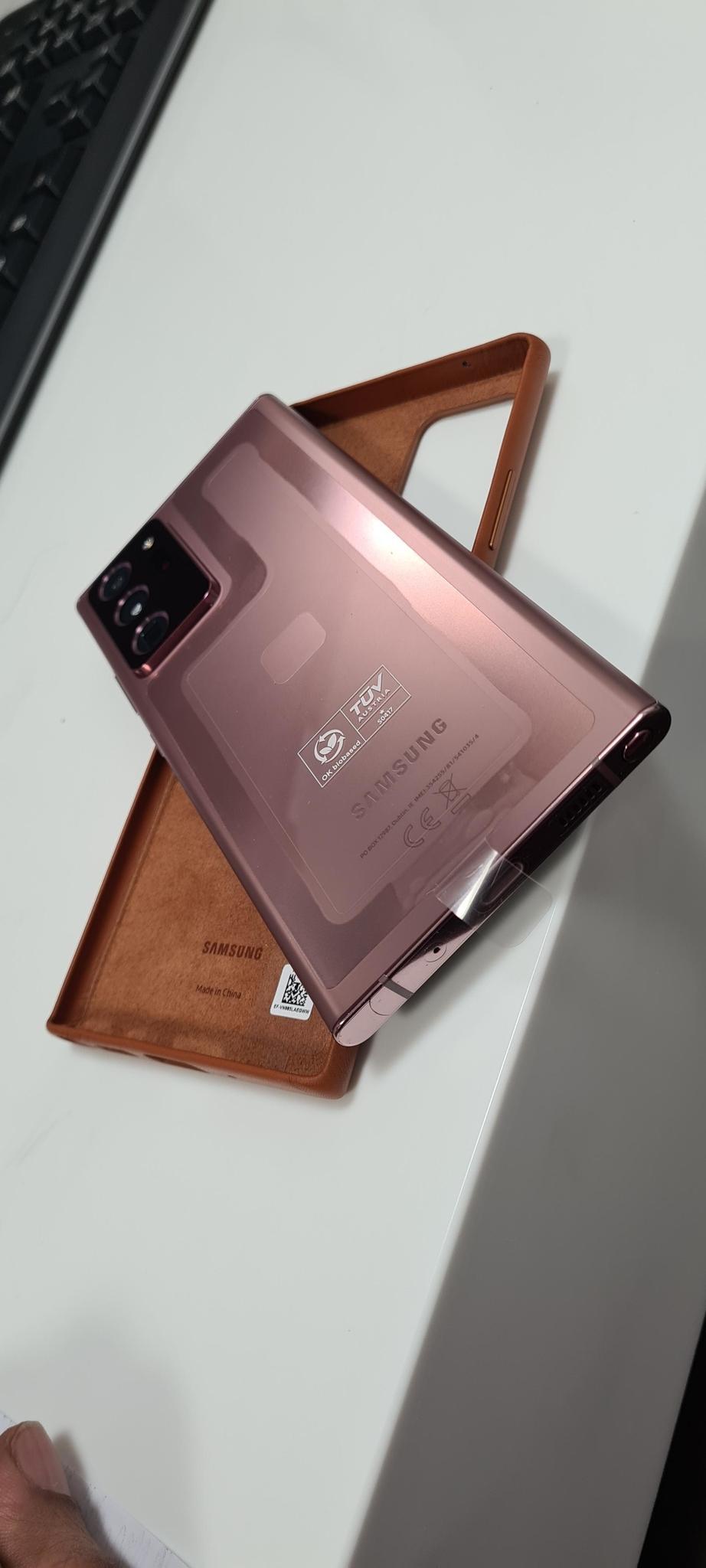Samsung Galaxy Note 20 Ultra (256 GB) - 2 years Wa