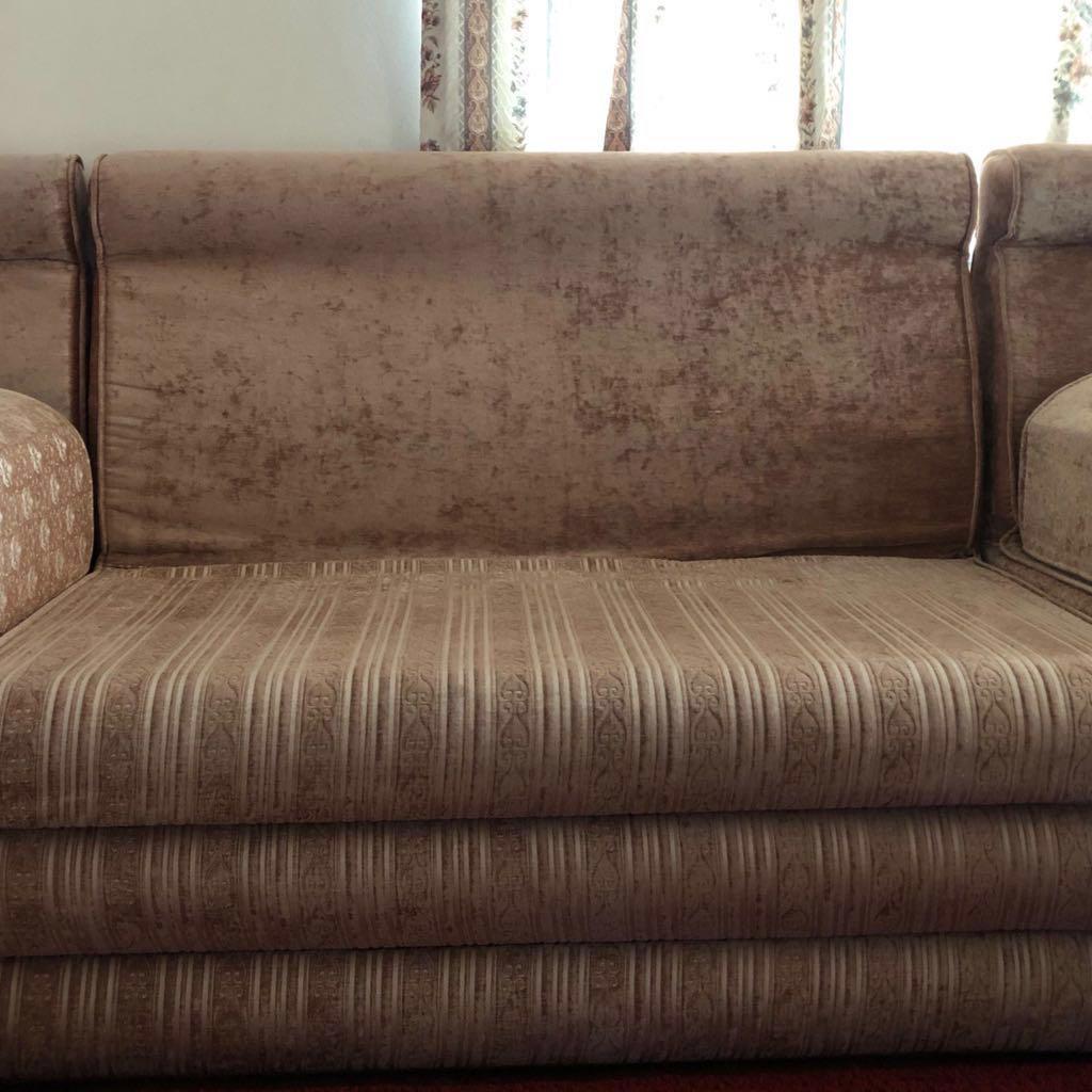 L Shaped Arabic Sofa/10 Personجلسة عربية ل 10 اشخا
