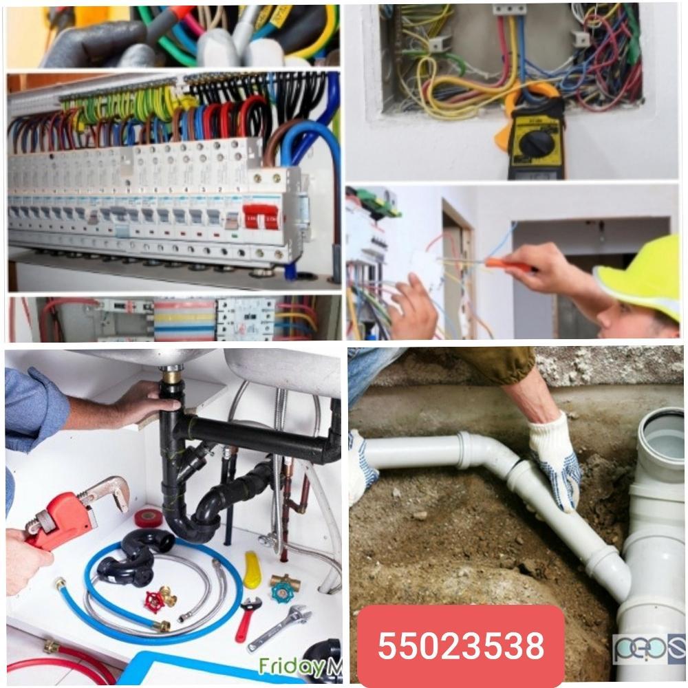 Welding|Gypsum|Water Proofing|Building Maintenance