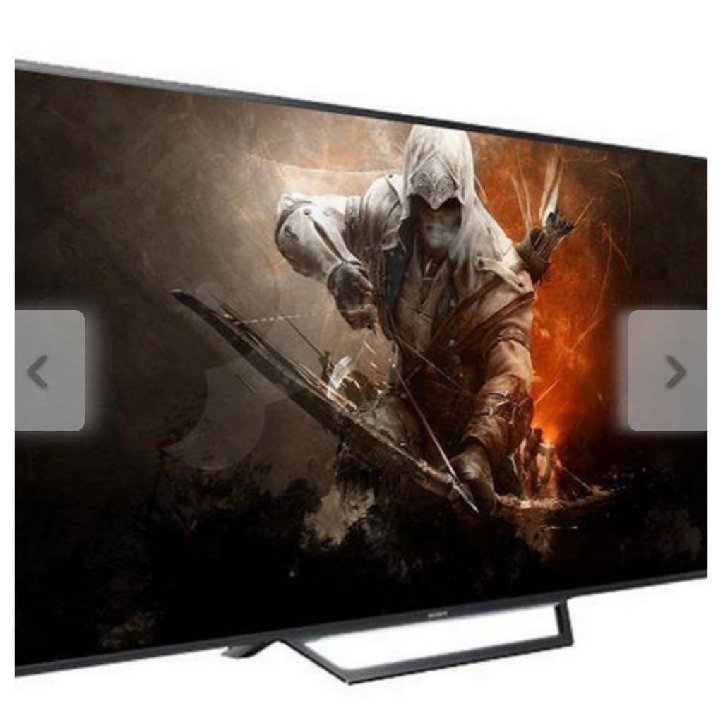 Sony Smart LED TV kLV48W652D 48inch