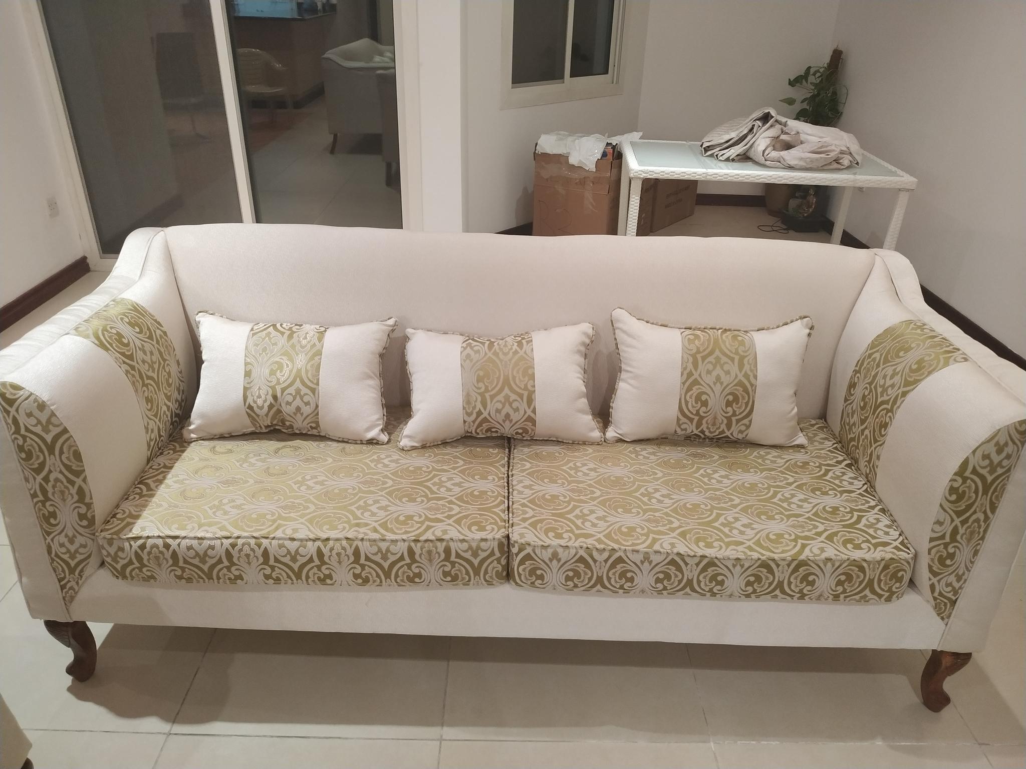 Brand New Royal Sofa Set