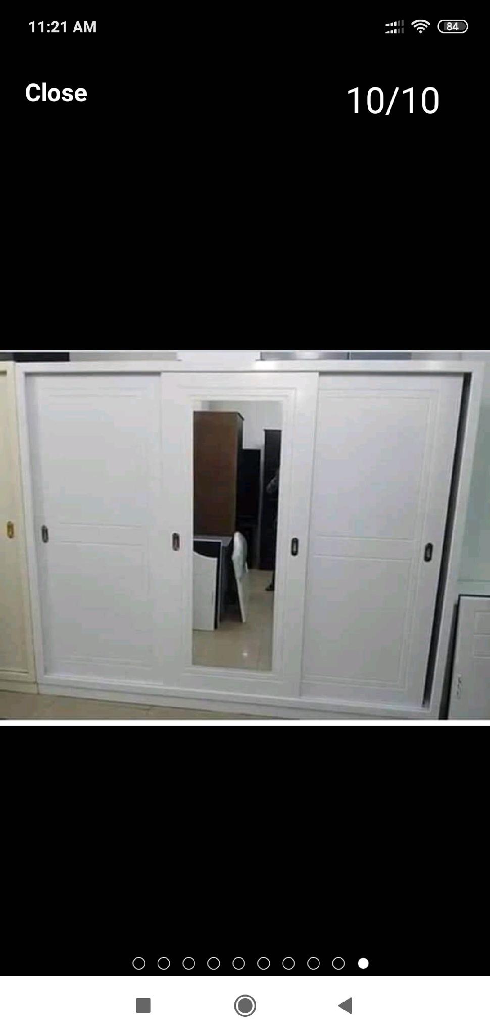 Sliding door cupboard  in very good condition