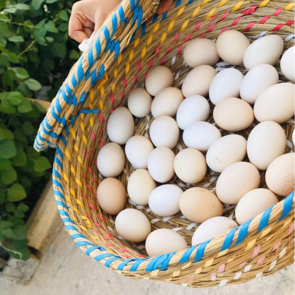 Fresh Desi Chicken Eggs