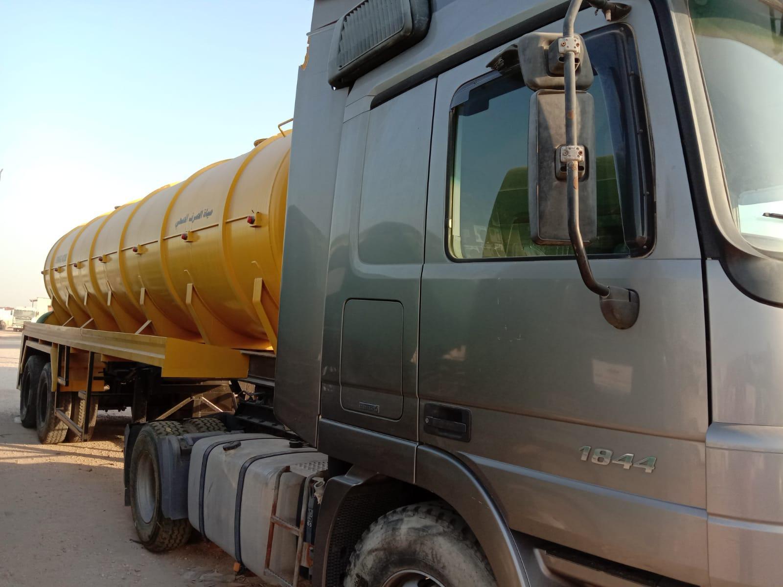 Tankering Discharge
