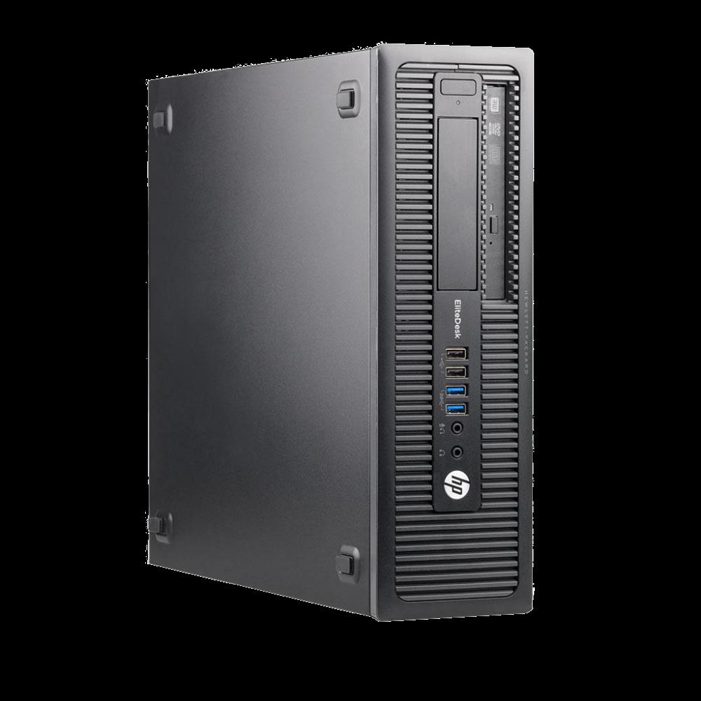 Hp 800 G2- i7-6th Generation-8GB RAM-500GB HDD 24'