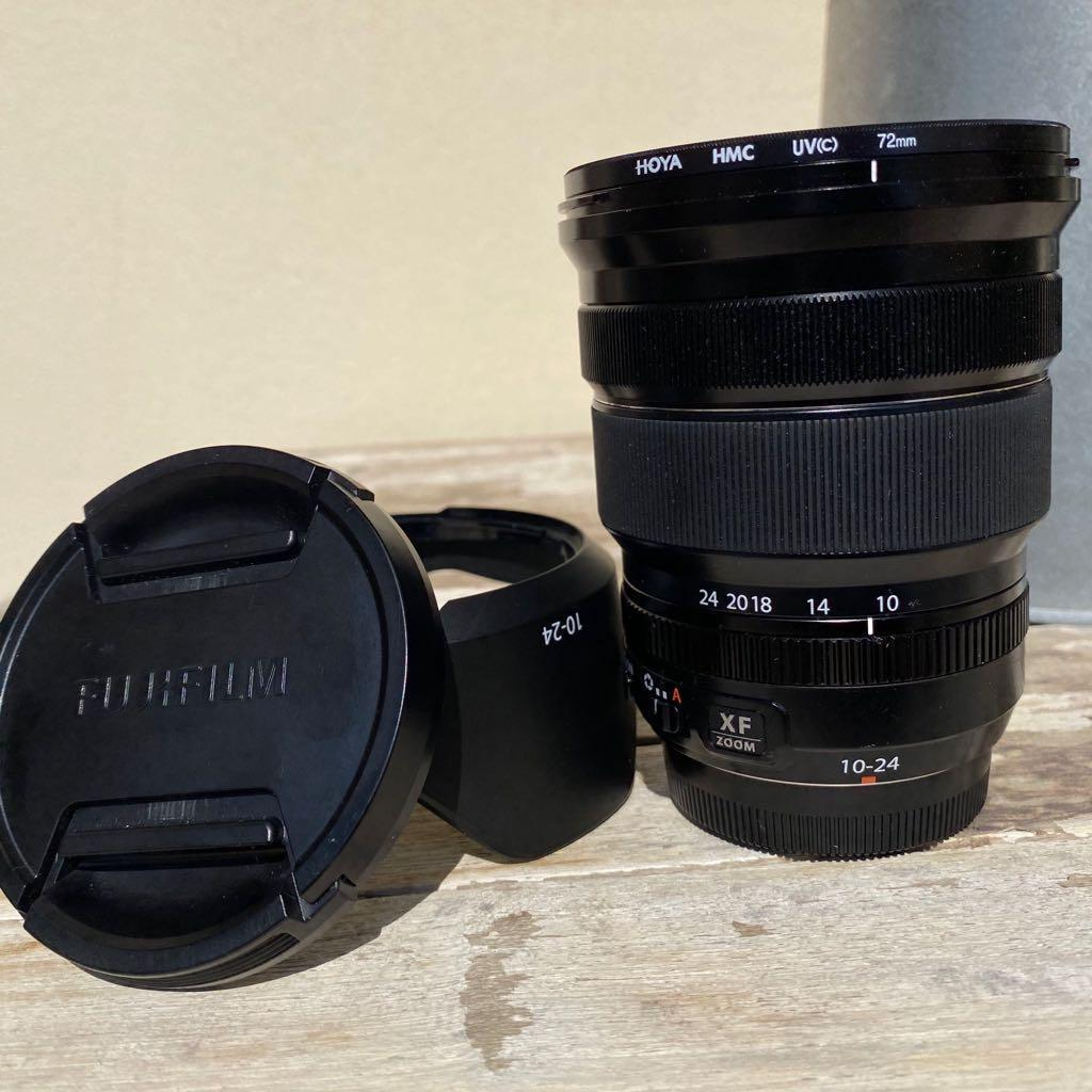 Fuji XF 10-24mm F4 OIS Like New Condition