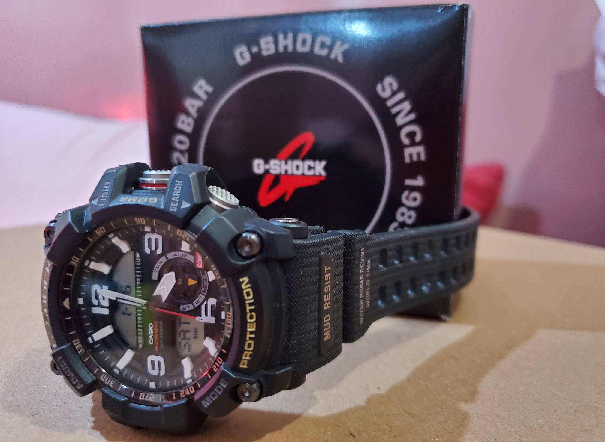 Casio G-Shock GG-1000 Model