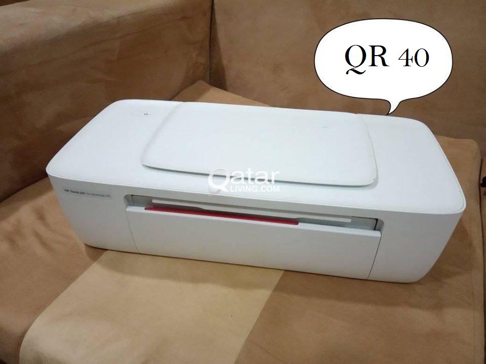Printer: HP deskjet ink Advantage 1115