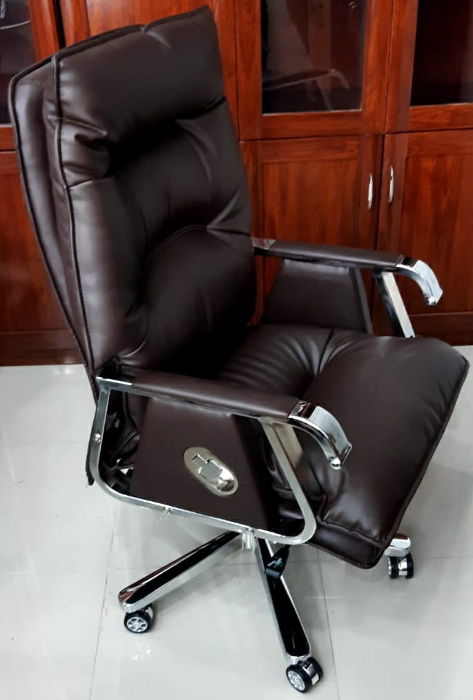 Executive Highback Leather Chair