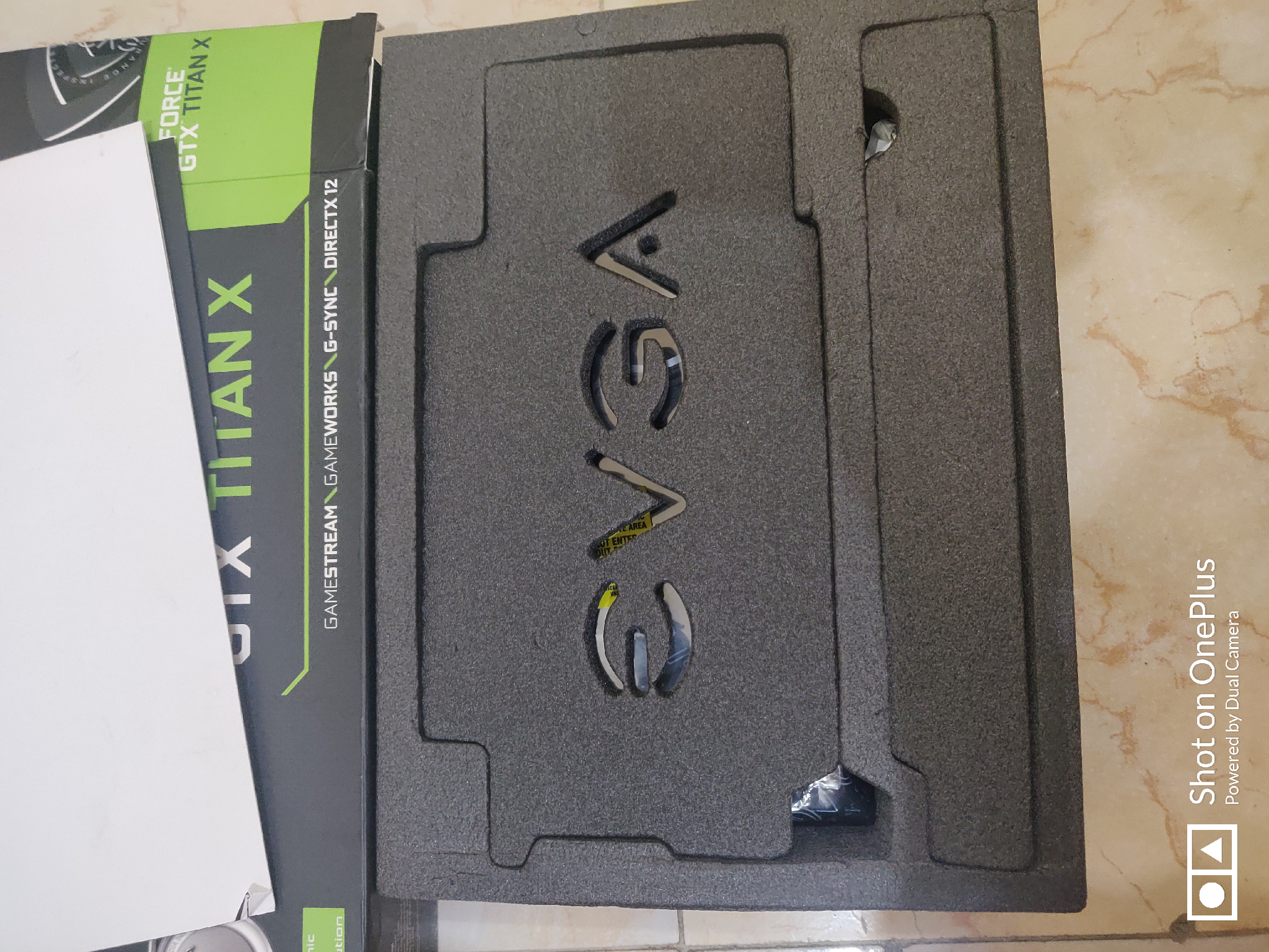 EVGA TITAN X 12GB rush offer now