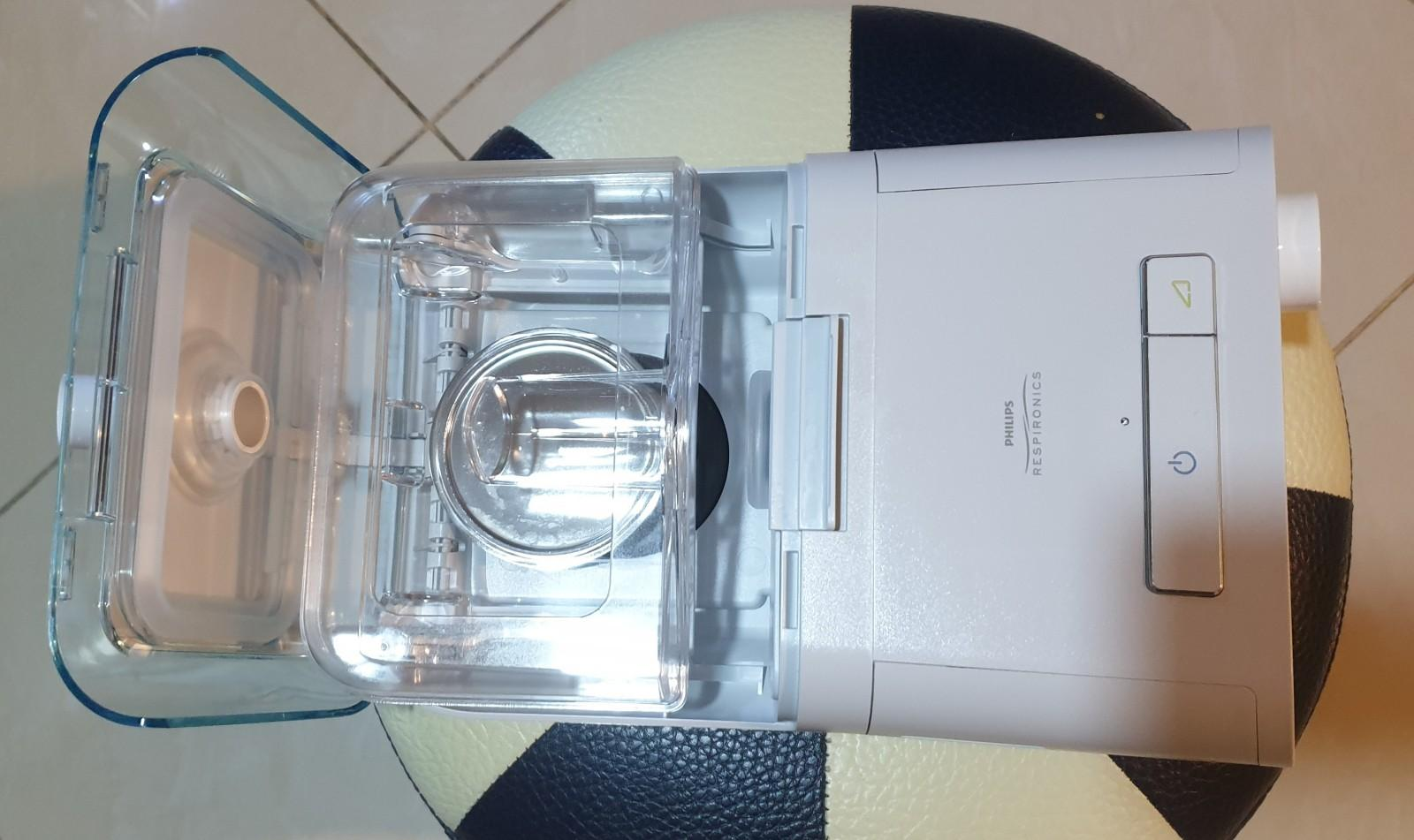 Not used - Philips CPAP Respironics machine for sa