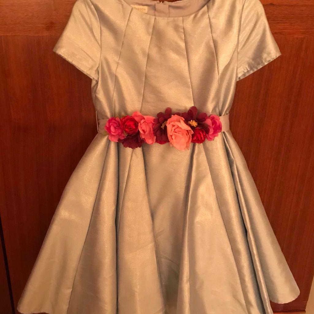 Monsoon Dress Size 7