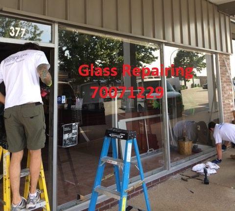 Glass Mirror Aluminium  Works