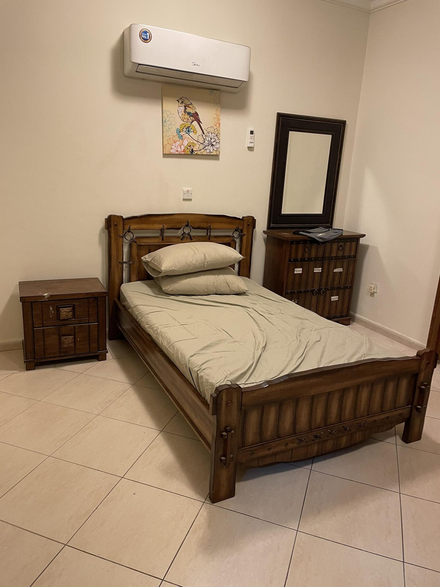 Single bed room set