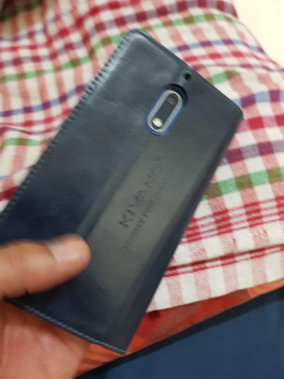 Nokia 6 phone internal storage 32 GB Ram 3 GB