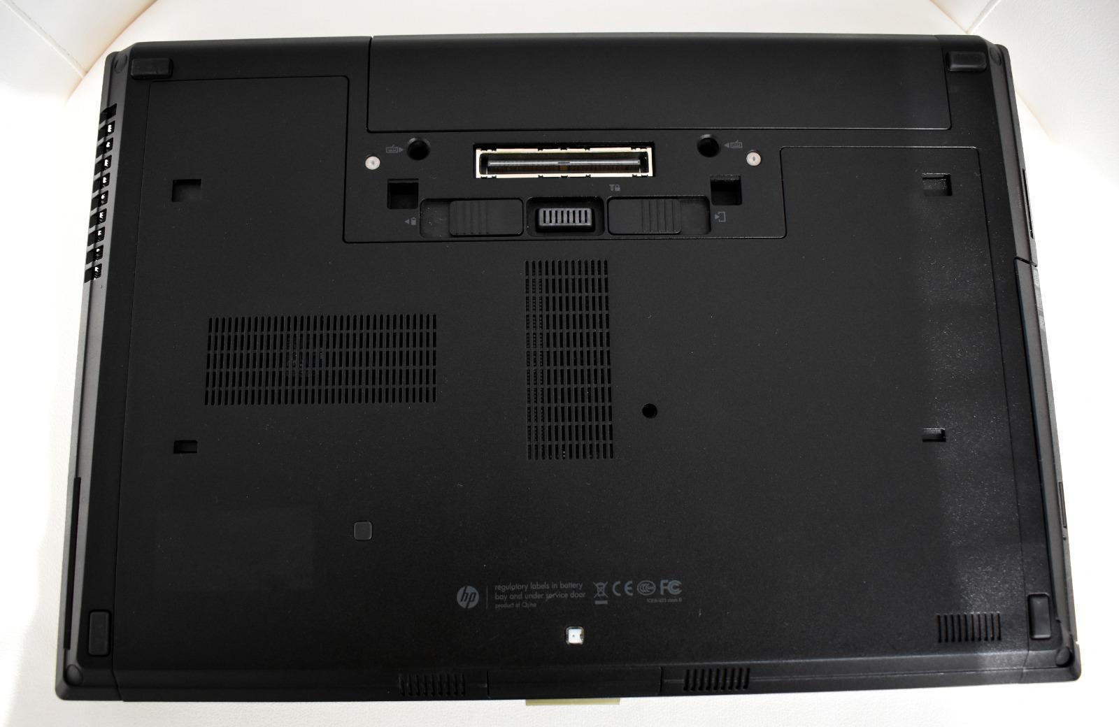 Hp EliteBook 8470p core i7