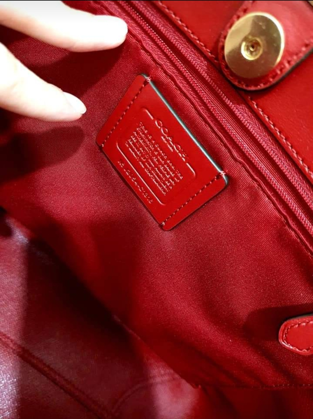 Original 100% COACH City tote bag - SALE!