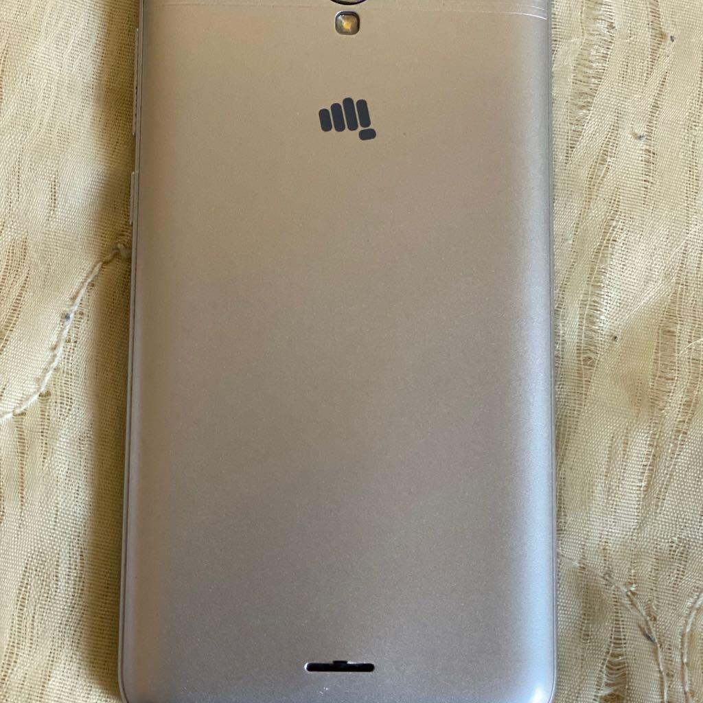 Micromax Spark Go Andriod 4g Unused With Box Pack