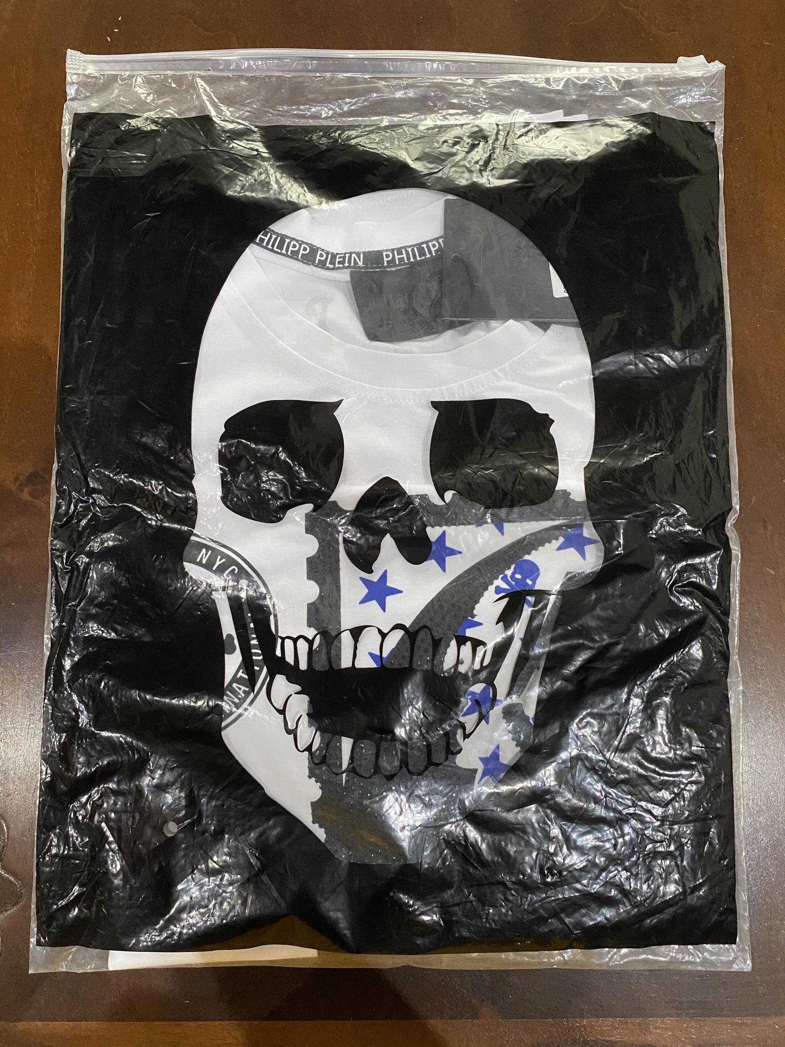 Philipp Plein T-shirt - Authentic